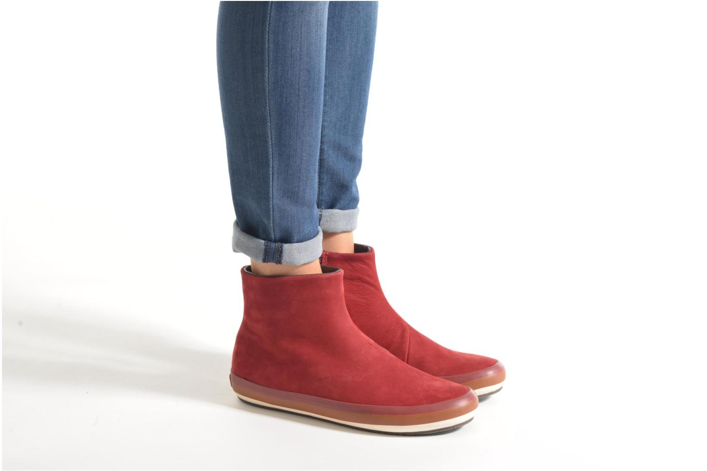Boots en enkellaarsjes Camper Portol 46622 Rood onder
