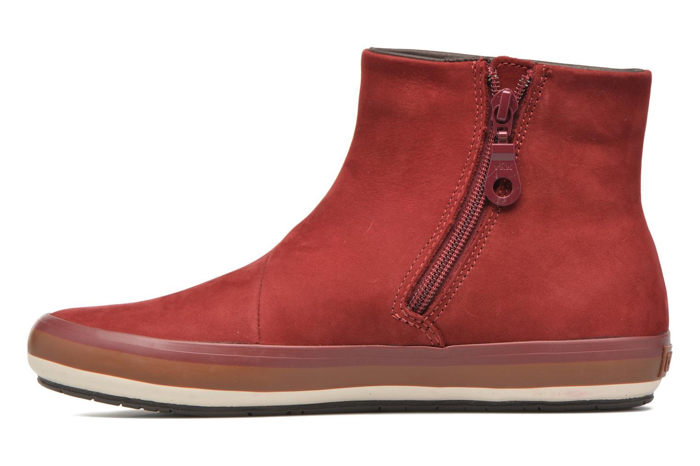 Boots en enkellaarsjes Camper Portol 46622 Rood voorkant