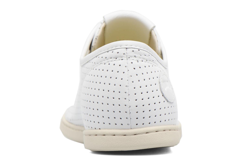Baskets Camper Uno 21815 Blanc vue droite