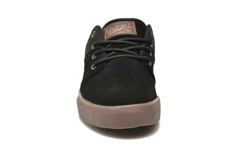Chaussures de sport Globe MAHALO Noir vue portées chaussures