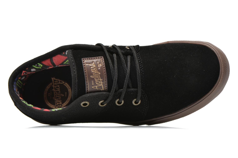Chaussures de sport Globe MAHALO Noir vue gauche