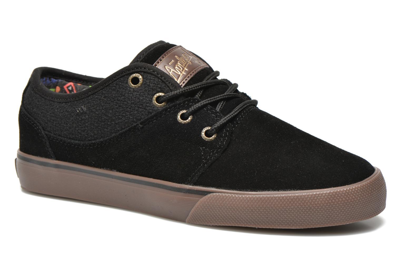 Chaussures de sport Globe MAHALO Noir vue détail/paire