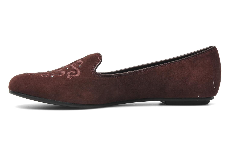 Ballerines Vagabond Shoemakers AIDA 3626-140 Bordeaux vue face