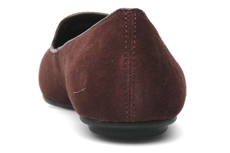 Ballerines Vagabond Shoemakers AIDA 3626-140 Bordeaux vue droite