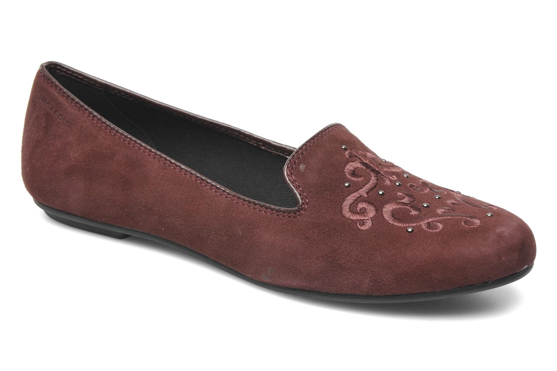 Ballerines Vagabond Shoemakers AIDA 3626-140 Bordeaux vue détail/paire