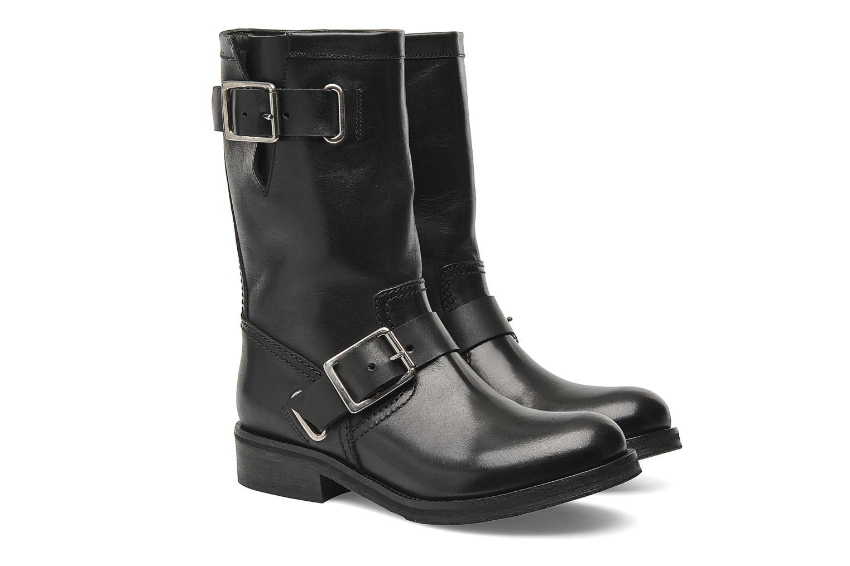 Stiefeletten & Boots Vanessa Bruno Vinia schwarz 3 von 4 ansichten