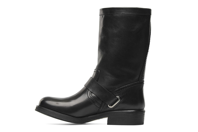 Stiefeletten & Boots Vanessa Bruno Vinia schwarz ansicht von vorne
