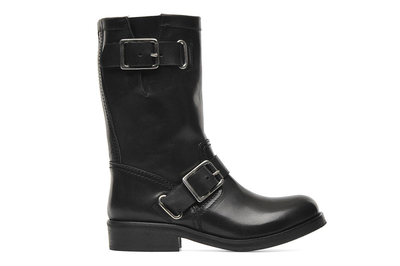 Stiefeletten & Boots Vanessa Bruno Vinia schwarz ansicht von hinten