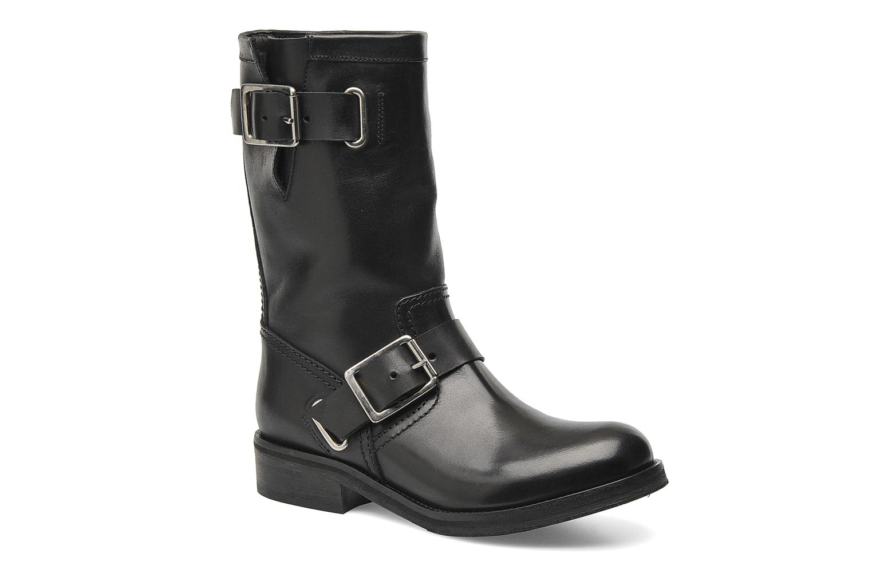 Stiefeletten & Boots Vanessa Bruno Vinia schwarz detaillierte ansicht/modell