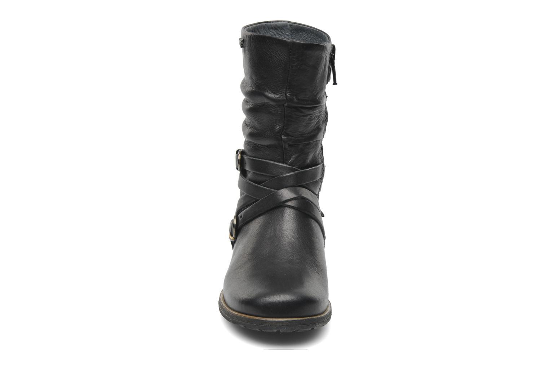Bottines et boots Stones and Bones Senia Noir vue portées chaussures