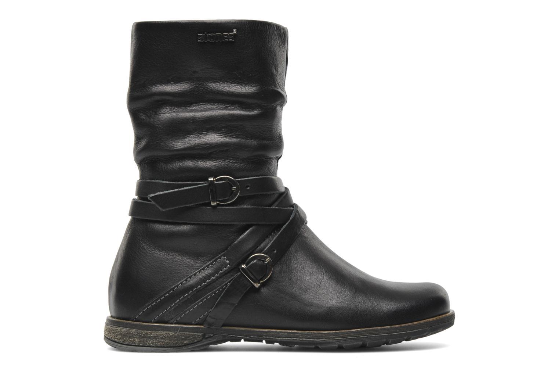 Bottines et boots Stones and Bones Senia Noir vue derrière