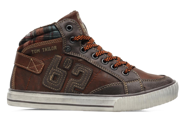 Sneakers Tom Tailor Jeremy Bruin achterkant