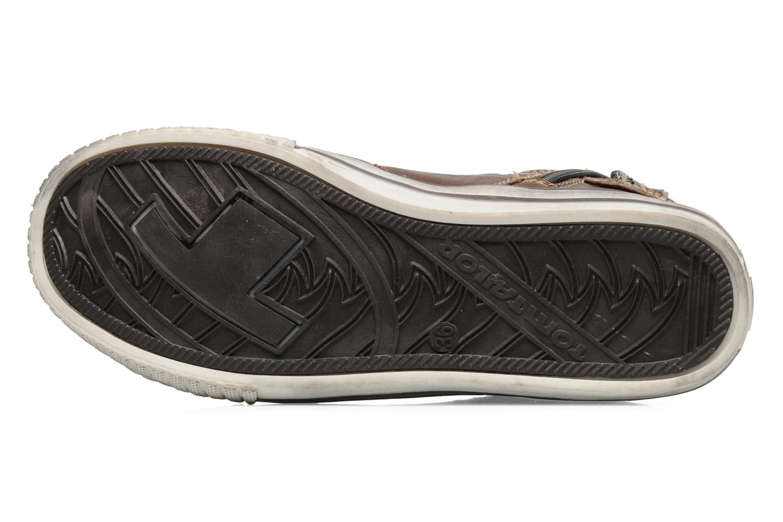 Sneakers Tom Tailor Jeremy Bruin boven