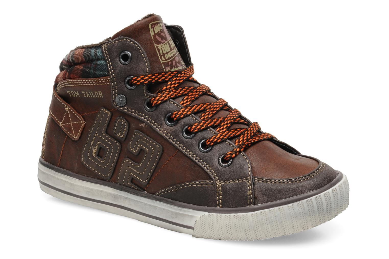 Sneakers Tom Tailor Jeremy Bruin detail