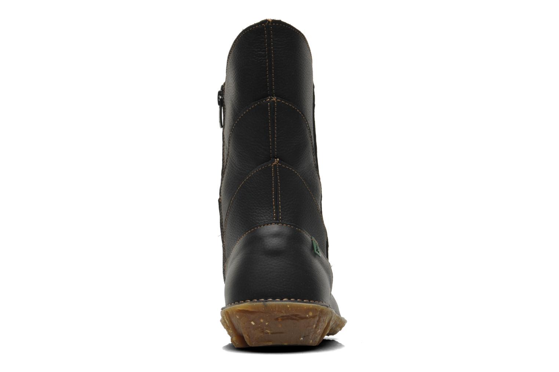 Boots en enkellaarsjes El Naturalista Savia N019 Zwart rechts