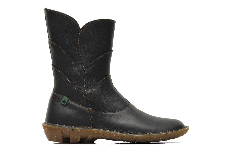 Boots en enkellaarsjes El Naturalista Savia N019 Zwart achterkant