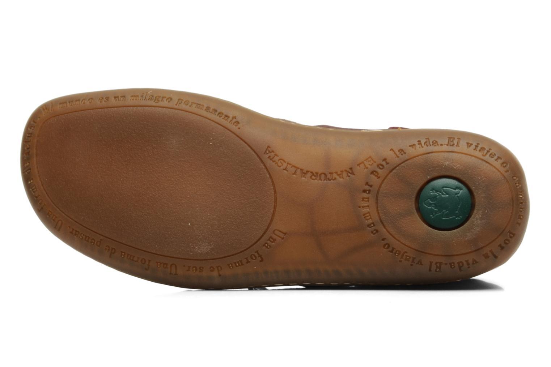 Boots en enkellaarsjes El Naturalista Viajero N265 Bordeaux boven