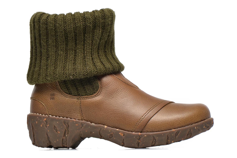 Boots en enkellaarsjes El Naturalista Iggdrasil N097 Groen achterkant