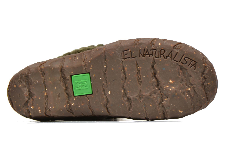 Bottines et boots El Naturalista Iggdrasil N097 Vert vue haut