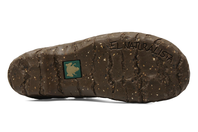 Bottines et boots El Naturalista Iggdrasil N158 Bordeaux vue haut