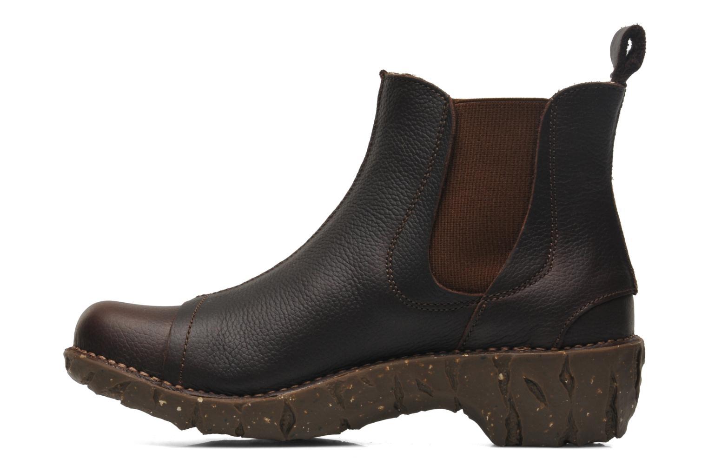 Boots en enkellaarsjes El Naturalista Iggdrasil N158 Bruin voorkant