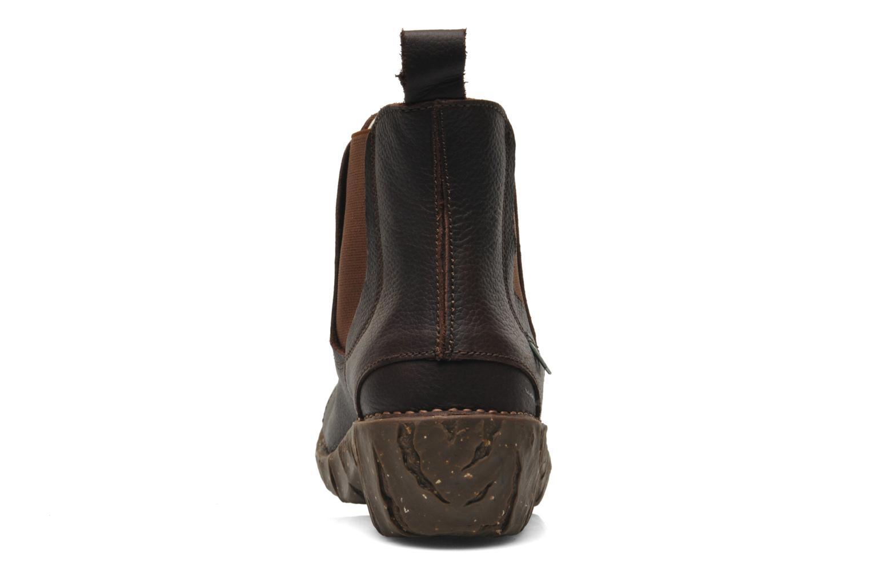 Boots en enkellaarsjes El Naturalista Iggdrasil N158 Bruin rechts