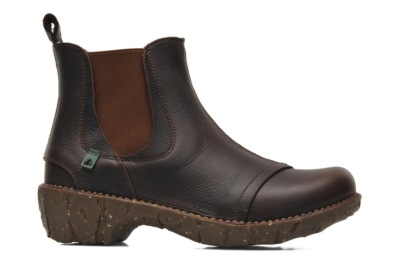 Boots en enkellaarsjes El Naturalista Iggdrasil N158 Bruin achterkant