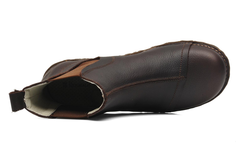 Boots en enkellaarsjes El Naturalista Iggdrasil N158 Bruin links