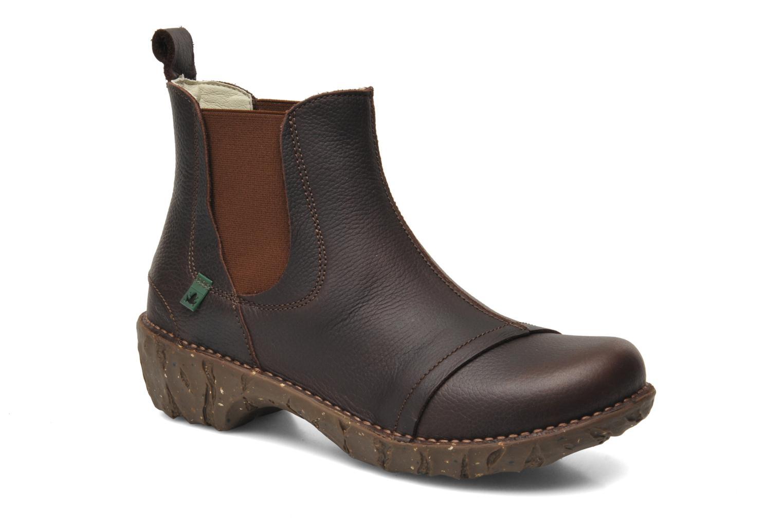 Boots en enkellaarsjes El Naturalista Iggdrasil N158 Bruin detail