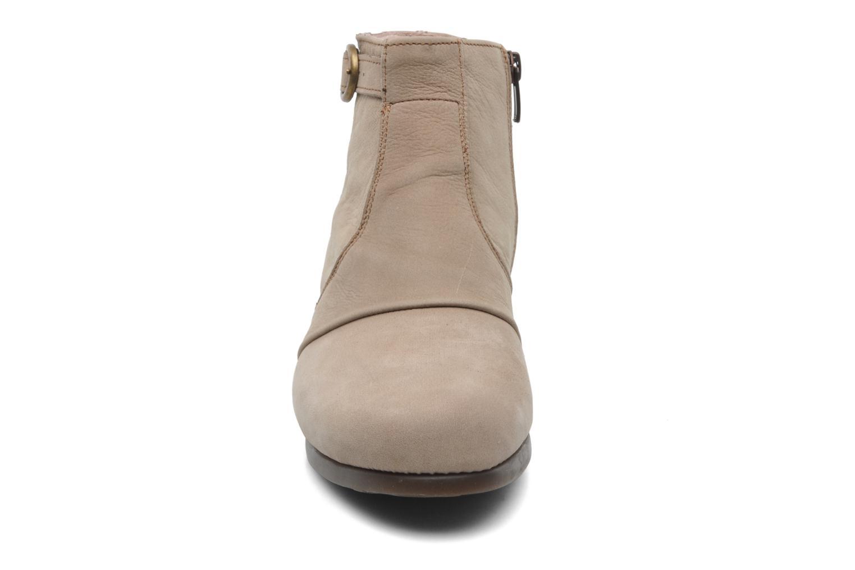 Boots en enkellaarsjes El Naturalista Forja N682 Beige model