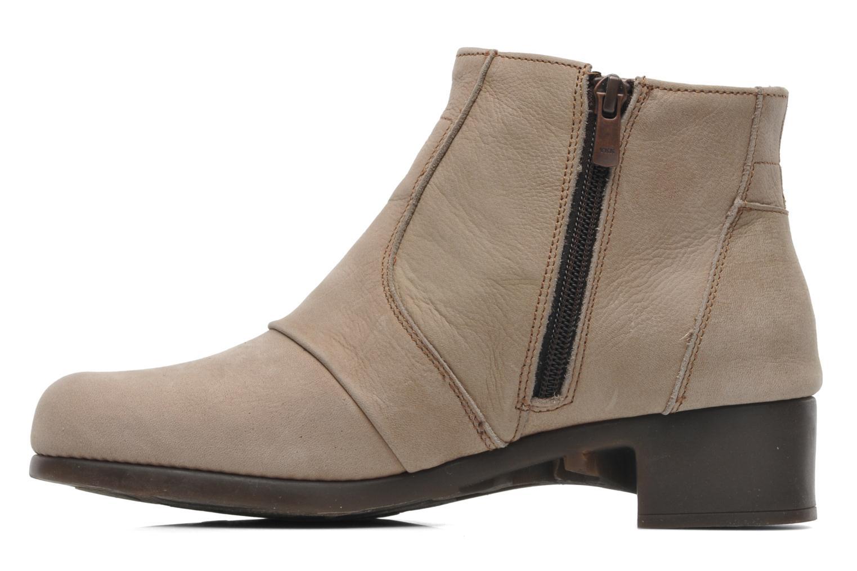 Boots en enkellaarsjes El Naturalista Forja N682 Beige voorkant