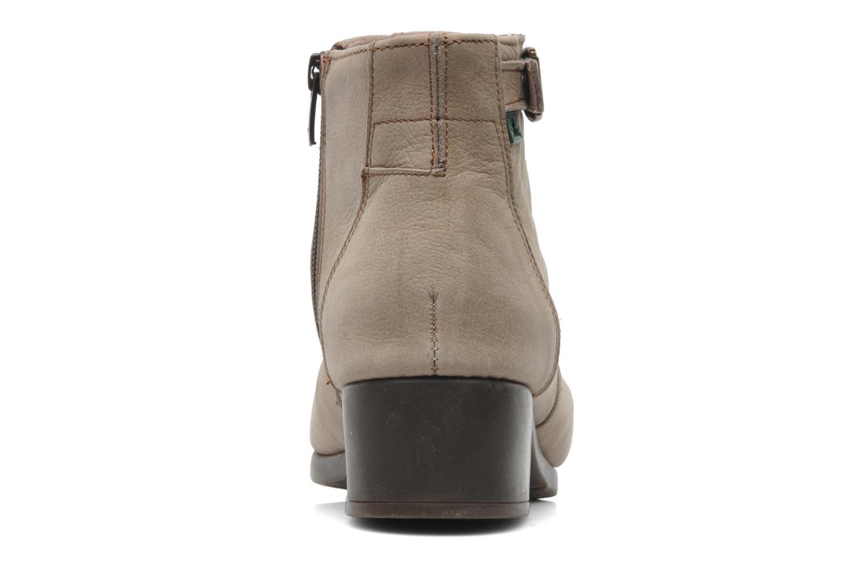 Boots en enkellaarsjes El Naturalista Forja N682 Beige rechts
