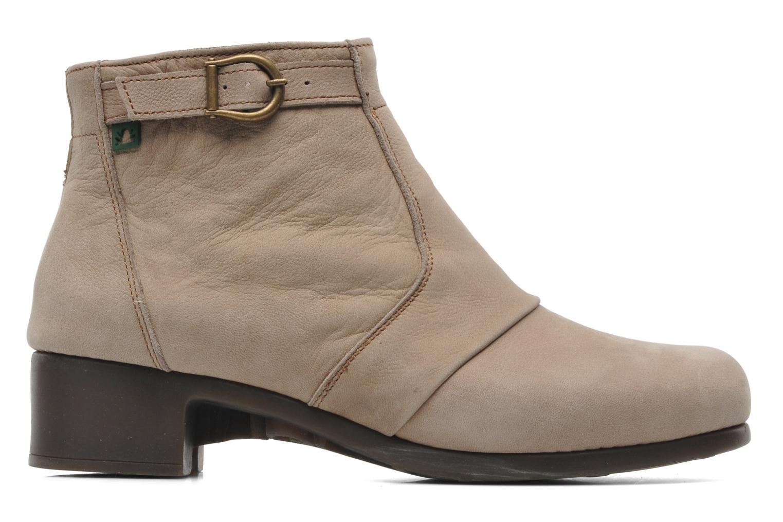 Boots en enkellaarsjes El Naturalista Forja N682 Beige achterkant