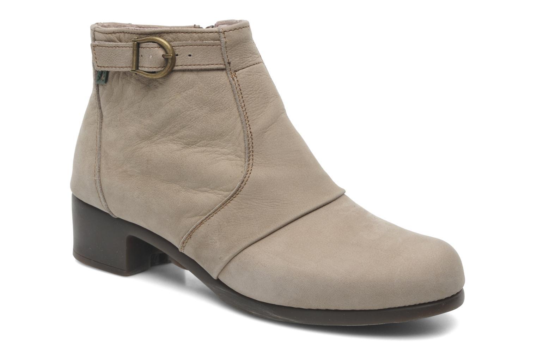 Boots en enkellaarsjes El Naturalista Forja N682 Beige detail