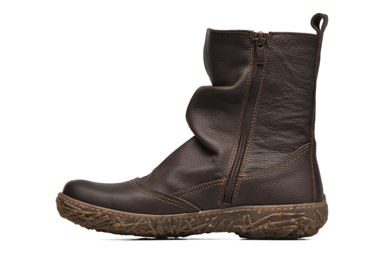 Boots en enkellaarsjes El Naturalista Nido Ella N722 Bruin voorkant