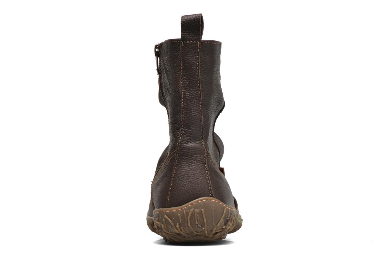 Boots en enkellaarsjes El Naturalista Nido Ella N722 Bruin rechts