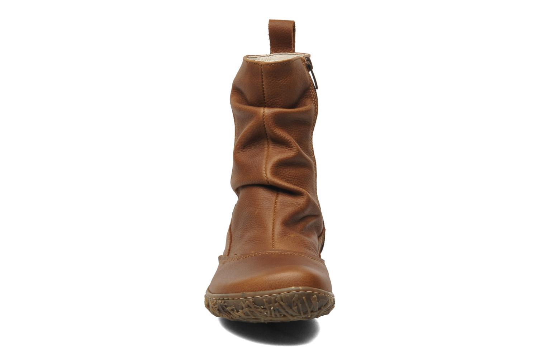 Stiefeletten & Boots El Naturalista Nido Ella N722 braun schuhe getragen