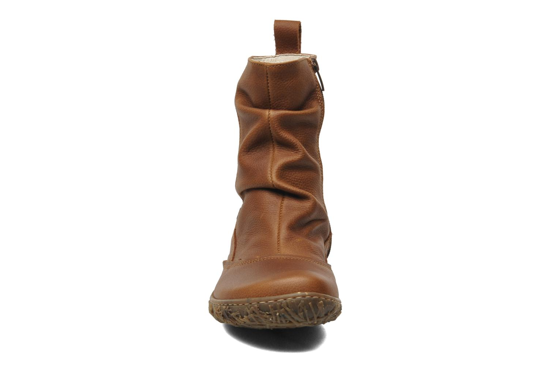 Bottines et boots El Naturalista Nido Ella N722 Marron vue portées chaussures