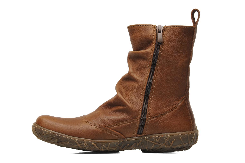 Bottines et boots El Naturalista Nido Ella N722 Marron vue face