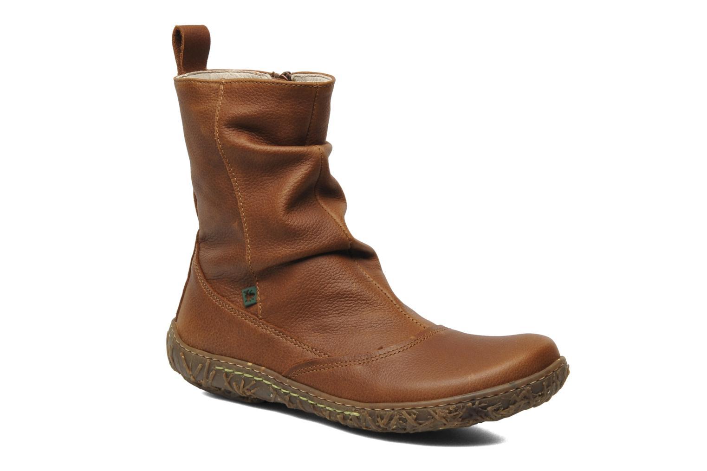 Grandes descuentos últimos zapatos El (Marrón) Naturalista Nido Ella N722 (Marrón) El - Botines  Descuento 371951