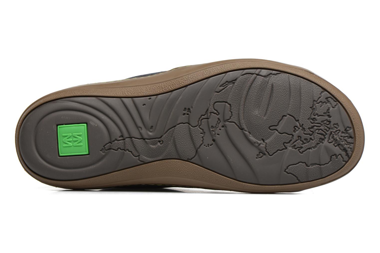 Chaussures à lacets El Naturalista Meteo N212 Bleu vue haut