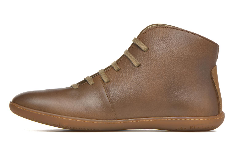 Chaussures à lacets El Naturalista Viajero N267 M Vert vue face