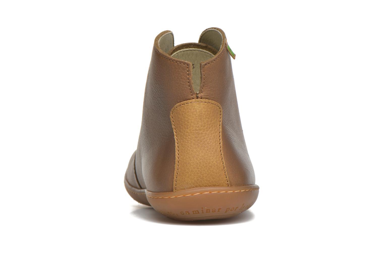 Chaussures à lacets El Naturalista Viajero N267 M Vert vue droite