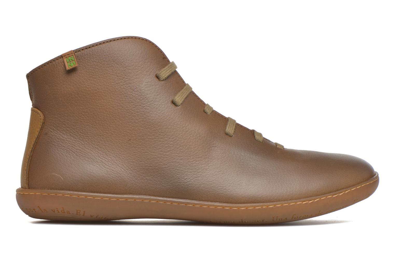 Chaussures à lacets El Naturalista Viajero N267 M Vert vue derrière
