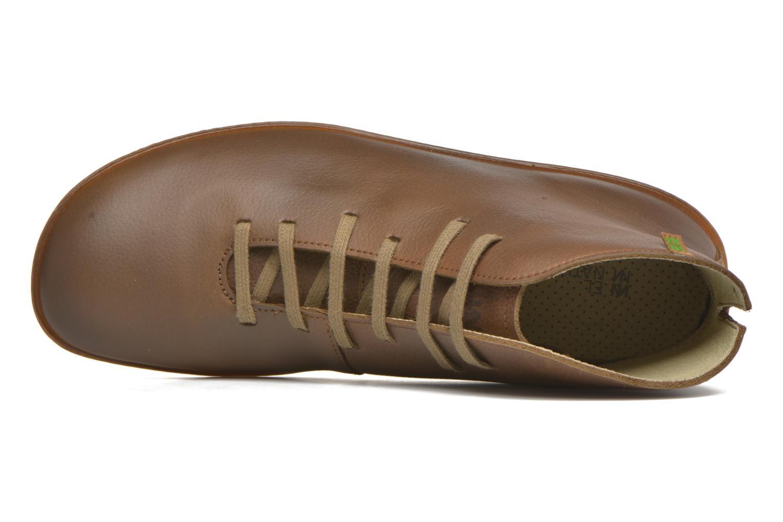 Chaussures à lacets El Naturalista Viajero N267 M Vert vue gauche