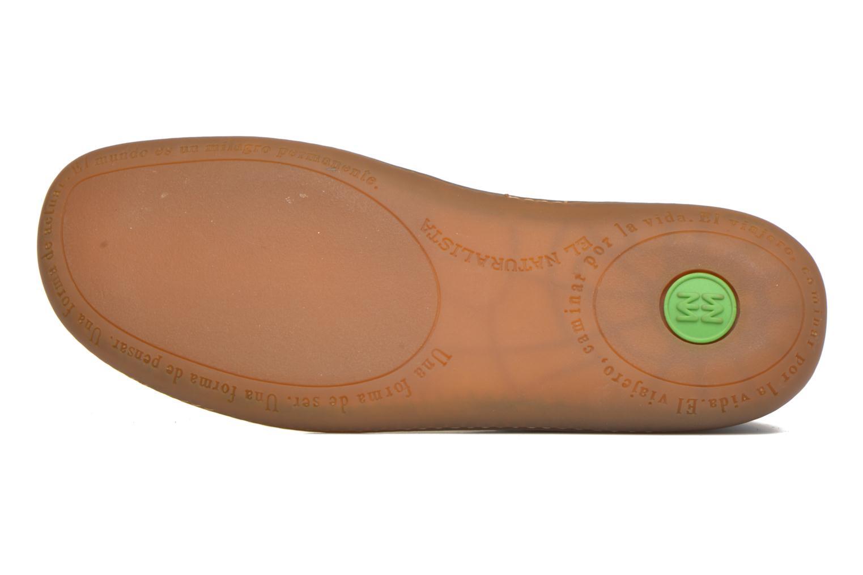 Chaussures à lacets El Naturalista Viajero N267 M Vert vue haut