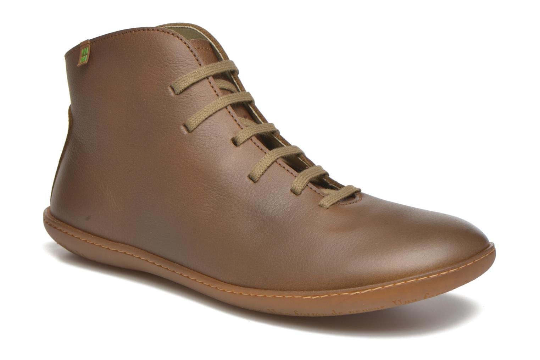 Chaussures à lacets El Naturalista Viajero N267 M Vert vue détail/paire
