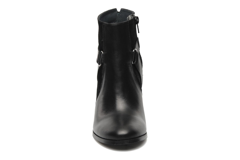 Bottines et boots Jonak Art Noir vue portées chaussures