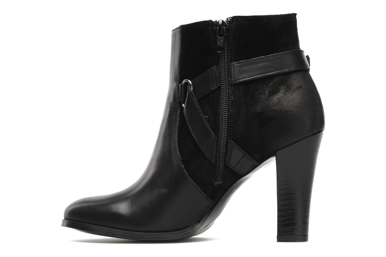 Bottines et boots Jonak Art Noir vue face