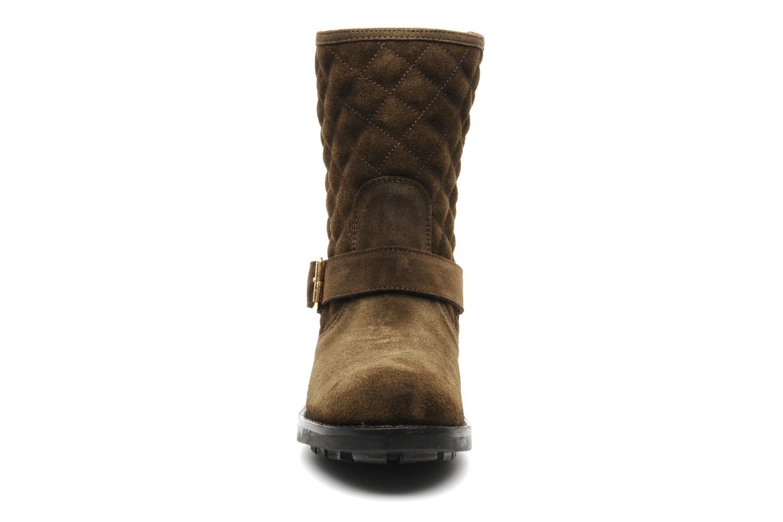 Boots en enkellaarsjes Mellow Yellow Otawa Bruin model